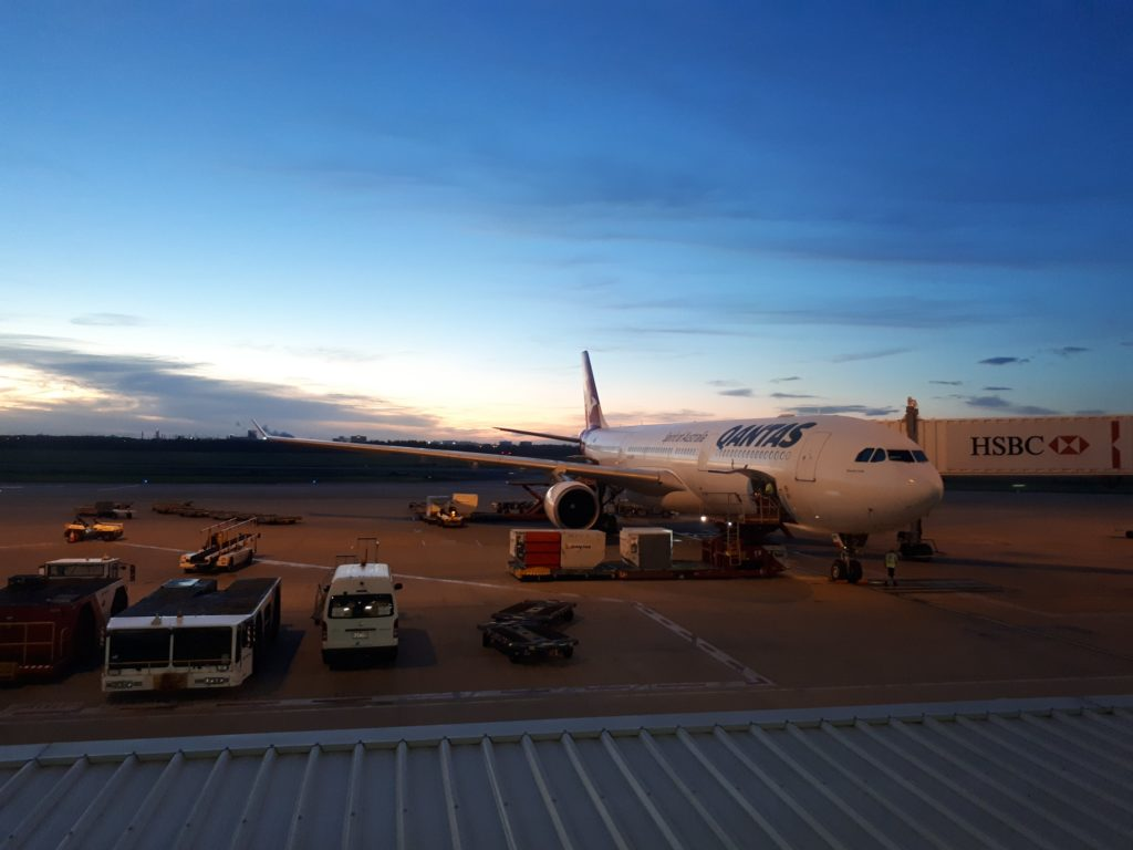 ブリスベン 空港