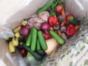 オーガニック野菜&果物